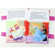 story book pillow sleeping beauty medium