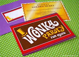 a wow worthy willy wonka charlie and the chocolate factory party