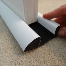 Fireplace Draft Excluder Diall Foam U0026 Pvc Covering Self Adhesive Draught Excluder L 914mm