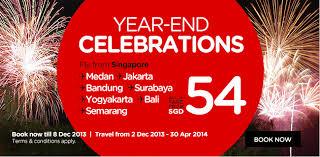 airasia singapore promo airasia year end celebrations promotion
