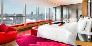 w hotels electrifies the shanghai skyline with the debut of w