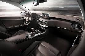 Kia Rwd Kia Stinger Gt Leaks 365hp V6 Turbo Rwd Gtspirit