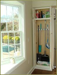 broom closets tips to keep cleaners and cleaning supplies well