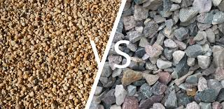 crushed stone vs pea gravel what u0027s the difference