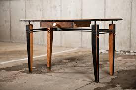 Rustic Wooden Desk Wood Rustic Writing Desk Walsworth Furnishings