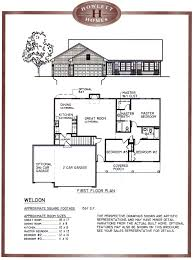 Large Kitchen Floor Plans by Ranch Floor Plans With Large Kitchen Gramp Us
