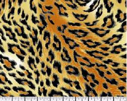 Giraffe Print Home Decor Animal Print Skin Prints African Fabric Sold Per Yard Made
