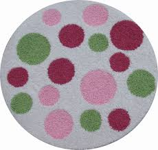 Pink Round Rug Nursery 32 Best Floored Images On Pinterest Shaggy Shag Rugs And Initials