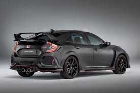 Honda Civic Type R Horsepower Honda Civic Type R To Make North American Debut At Sema News