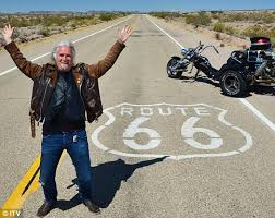 billy connolly finally opens up about route 66 trike crash daily