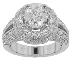 big rock rings images Er124ma 4 00 ct round cut diamond engagement pave ring ma jpg