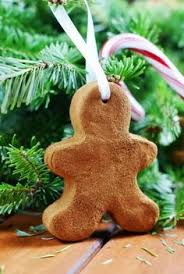 how to make cinnamon applesauce ornaments easy