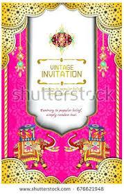 hindu wedding invitations templates editable indian wedding invitation cards templates free
