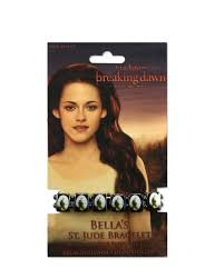 st jude bracelet twilight breaking prop replica s st jude bracelet