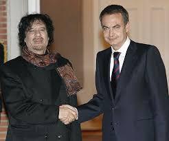 La crisis en Libia y la posición española