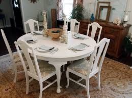 dining tables outstanding distressed round dining table