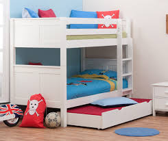 Thuka Bunk Beds Stompa Classic Bunk Beds With Trundle Rainbow Wood