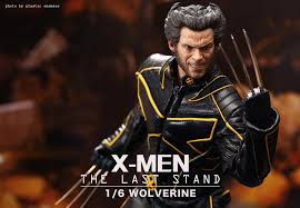 Excepcional News: Hot Toys X-Men: The Last Stand Wolverine 1/6th Action Figure  @RW64