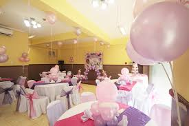 christening celebration ideas hannah u0027s party place balloon