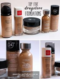 light coverage foundation drugstore product review top drugstore foundations makeup tips ideas