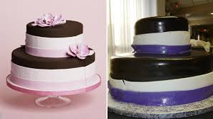 baking bad could these be the world u0027s worst wedding cakes bt