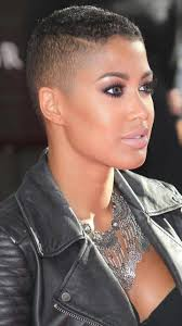 industrial revolution girls hairstyles short hair bald twa fade hair and beauty pinterest