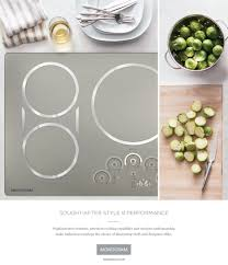 Monogram Induction Cooktop A Finer Touch Construction Cooktop Showdown Electric Vs Gas Vs
