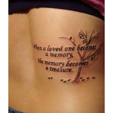 memorial tattoo designs for girls tattoos pinterest polyvore