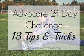 Challenge Tips Advocare 24 Day Challenge 13 Tips Tricks East Willow Grove