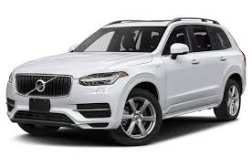checking out the volvo xc90 twin engine plug in hybrid suv autoblog