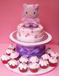 hello kitty birthday cake cake pictures