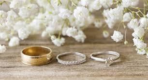 mariage alliance alliance de mariage choisir les bagues pour votre mariage