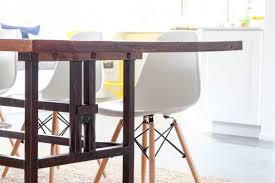 Urban Farmhouse Kitchen - round up of modern dining chairs paging supermom