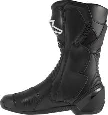sportbike riding boots alpinestars smx 6 vented waterproof textile motorcycle riding