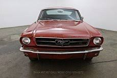 mustang fastback 1965 1965 ford mustang classics for sale classics on autotrader