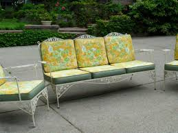 Antique Wrought Iron Patio Furniture by Vintage Woodard Patio Furniture Woodard Or Metal Craft Dogwood