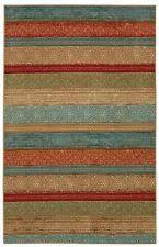 Mohawk Rainbow Rug Mohawk Striped Area Rugs Ebay
