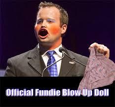 Blow Up Doll Meme - duggar memes