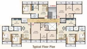 690 sq ft 2 bhk 2t apartment for sale in space india krishna park
