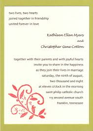 hindu invitation wedding invitation letter format kerala best of wedding card