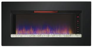 classicflame 47ii100grg felicity 47 wall mounted infrared quartz fireplace