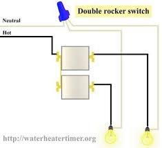 two single pole switch wiring diagram wiring diagrams