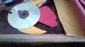 how to make a fish from a old cd reuse of old cd learn to make