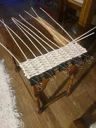Where To Buy Upholstery Webbing Diy Jute Webbing Chair Seat To Cover All Of Thsoe Broken Wicker
