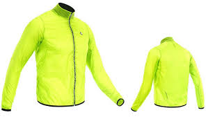 cycling windbreaker jacket monton waterproof cycling windbreaker portable lightweight bicycle