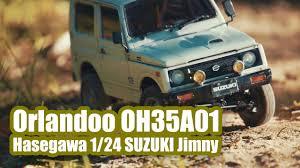 suzuki jeep 2012 micro rc orlandoo oh35a01 hasegawa suzuki jimny samurai 2