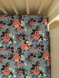 crib sheet blush sprigs and blooms fitted crib sheet by iviebaby