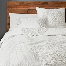 Cotton Quilted Bedspread Bedroom Popular White Quilted Bedspread Buy Cheap White Quilted