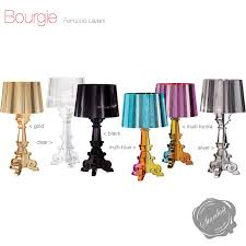 Kartell Bourgie Table Lamp Kartell Lighting Iron Blog