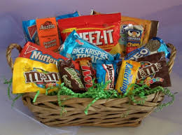 healthy snack gift basket best classic snack gift basket 3225 nanis creations the place in